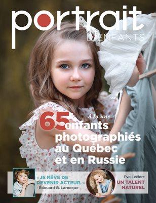Portrait d'enfants - Maélie Desnoyers