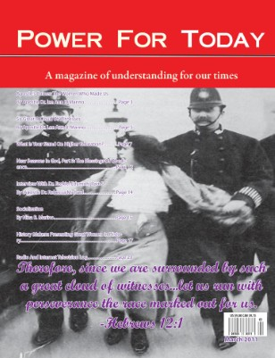 Power For Today Magazine, March 2011