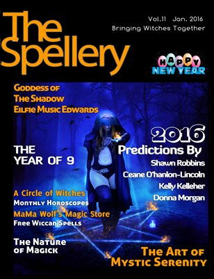 The Spellery Jan 2016