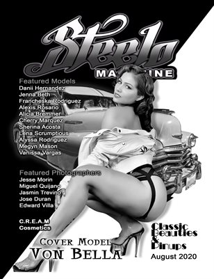 Steelo Magazine - Classic Beauties & Pin-ups