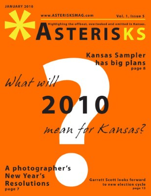 Asterisks: January 2010