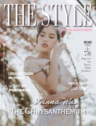 THE STYLE RESEARCHER July 2021 Vol. 17 / Deluxe Issue