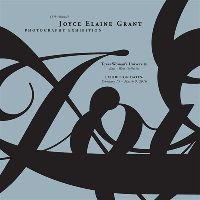 15th Annual Joyce Elaine Grant Photography Exhibition Catalog