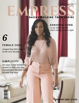 The Empress Magazine: Collection 2: January 2020 Issue