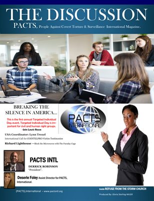 PACTS NTL MAGAZINE issue 1 July - October 2018