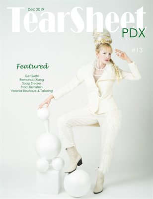 TearSheet PDX - December 2019 - Issue 13 - PRINT EDITION