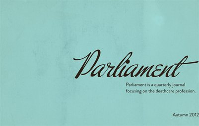 Parliament September 2012 | Issue 9 | Volume 3, Issue 1