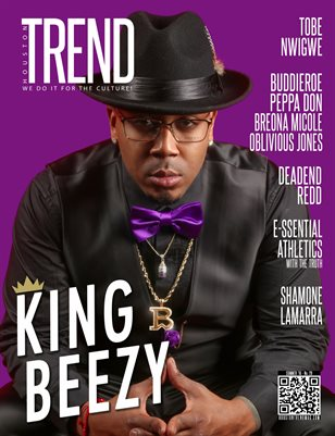 Houston TREND Magazine - Summer '18