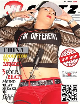 NuCentz Magazine Issue #5  (Hip Hop Edition)