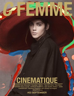 C FEMME #03 (COVER 6)