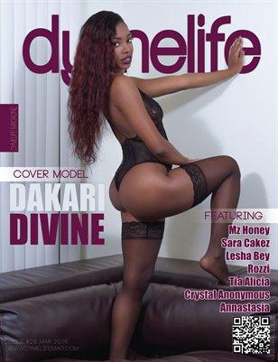 Dymelife Magazine #29 (Dakari Divine)