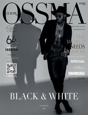 OSSMA Magazine EUROPE ISSUE21, vol3