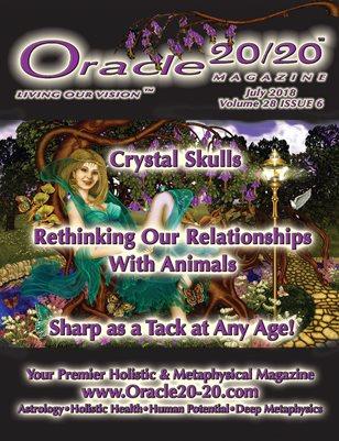 Oracle 20/20 Magazine July 2018
