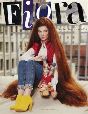 FIORA Magazine Issue 1 (September 2012)