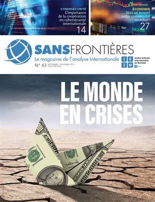 Magazine Sans Frontières (Num 43 Sept/Nov 2019)