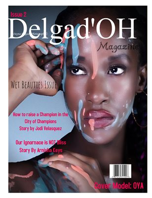 Delgad'OH Magazine Volume 2