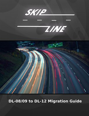 DL-12 Migration Guide