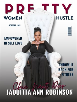 Pretty Women Hustle Magazine October 2021