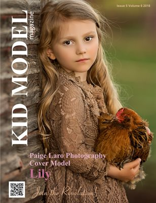 Kid Model magazine Issue 5 volume 6 2018