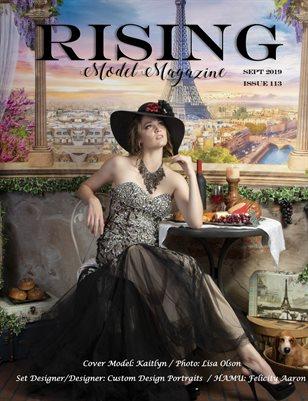 Rising Model Magazine Issue #113