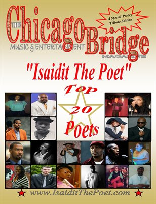 The Chicago Bridge Magazine Presents An Tribute Edition Top 20 Specially Selected Poets