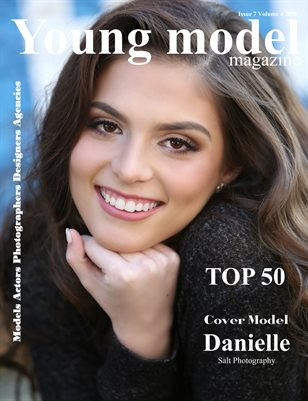 Young Model Magazine issue 7 Volume 4 2020