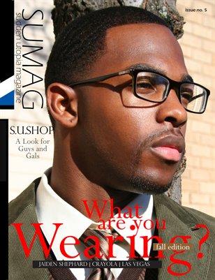SUMAG: Issue 5