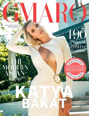 GMARO Magazine September 2019 Issue #06