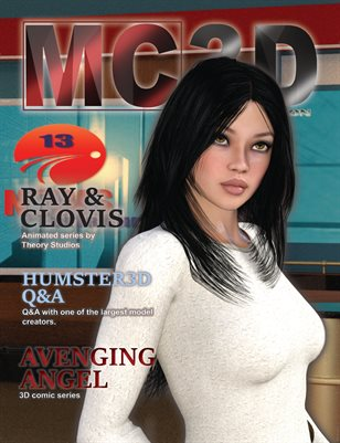 MavCore 3D Animation Magazine - Issue #3