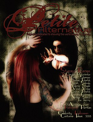 The Petite Alternative - October - 2013 - Halloween Cover 1