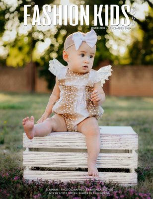 Fashion Kids Magazine | Issue #200