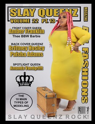 Slay Queenz Magazine Vol.22 'ALL FASHIONS' Pt.13