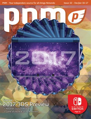 Pure Nintendo Magazine (PNM) Issue 32