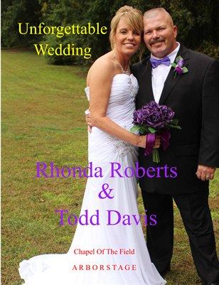 Davis & Roberts Wedding