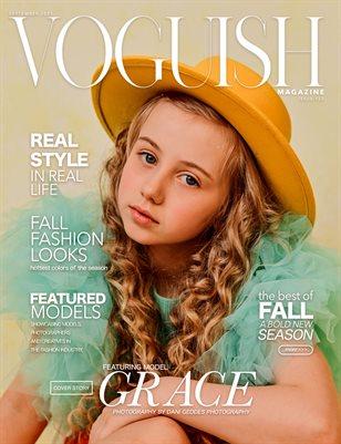 Voguish Magazine | Issue 122