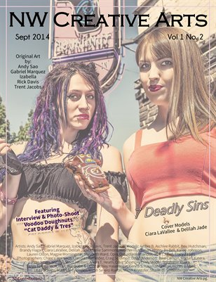 NW Creative Arts Magazine Vol 1 Issue 2 | Sept 2014