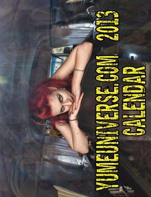 YumeUniverse.com 2013 Calendar