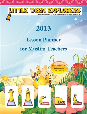 Lesson Planner for Muslim Teachers