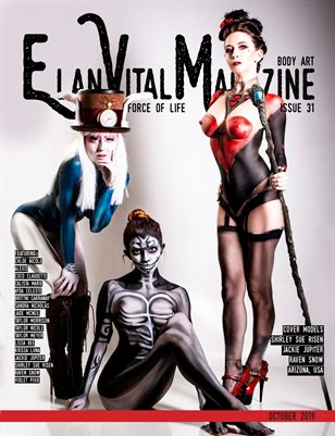EVM3 October 2019 BodyART Issue