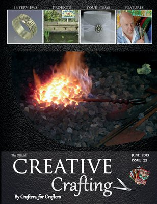 Creative Crafting June 2013