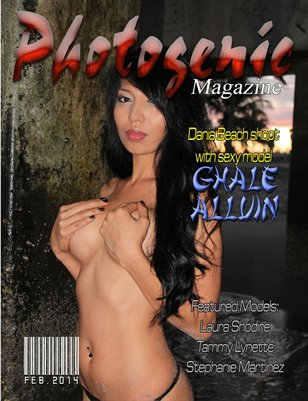 Photogenic Magazine Featuring Ghale