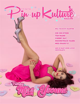Pinup Kulture Magazine Volume 3, Issue 2