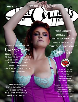 Hell on Heels Magazine January 2016 Issue #20 Sticks and Stones