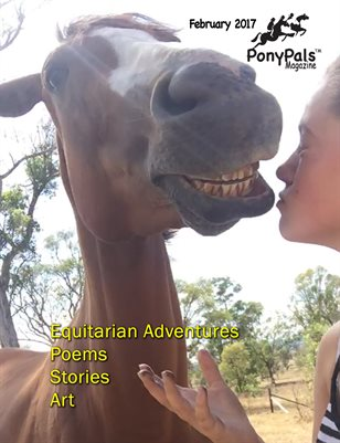 March 2017 Pony Pals Magazine -- Vol. 6 #10