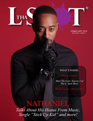 THA L. SPOT MAGAZINE FEBRUARY 2018 ISSUE