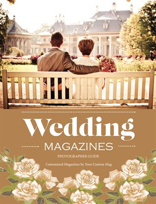 Wedding Mini Mag Photographer Guide