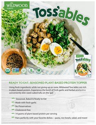 WildWood Toss'ables Brochure