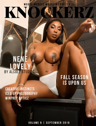 Knockerz Magazine #9 (Nene)