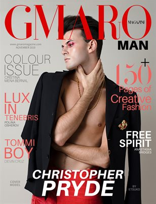 GMARO Magazine November 2019 Issue #10