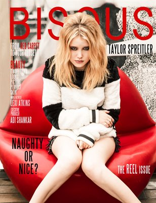 Bisous Magazine Winter 2014